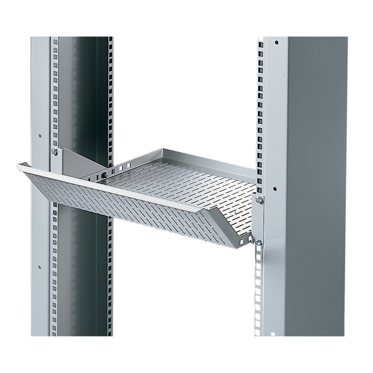 Image for 19'' cable tray 2 U from Schroff - Asia Pacific