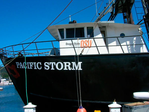 Research Vessel Pacific Storm