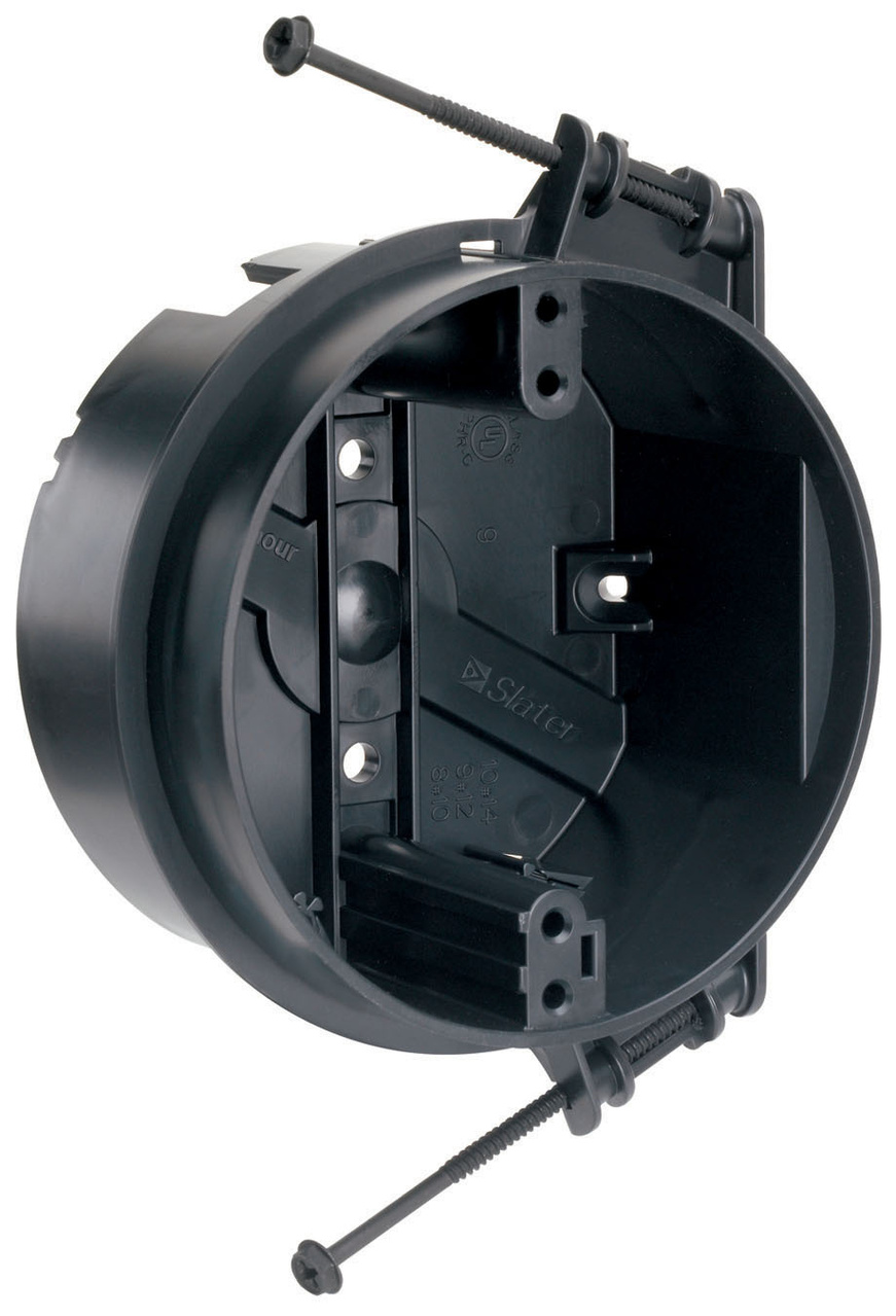 4 Inch Round Ceiling Box, S120RACS