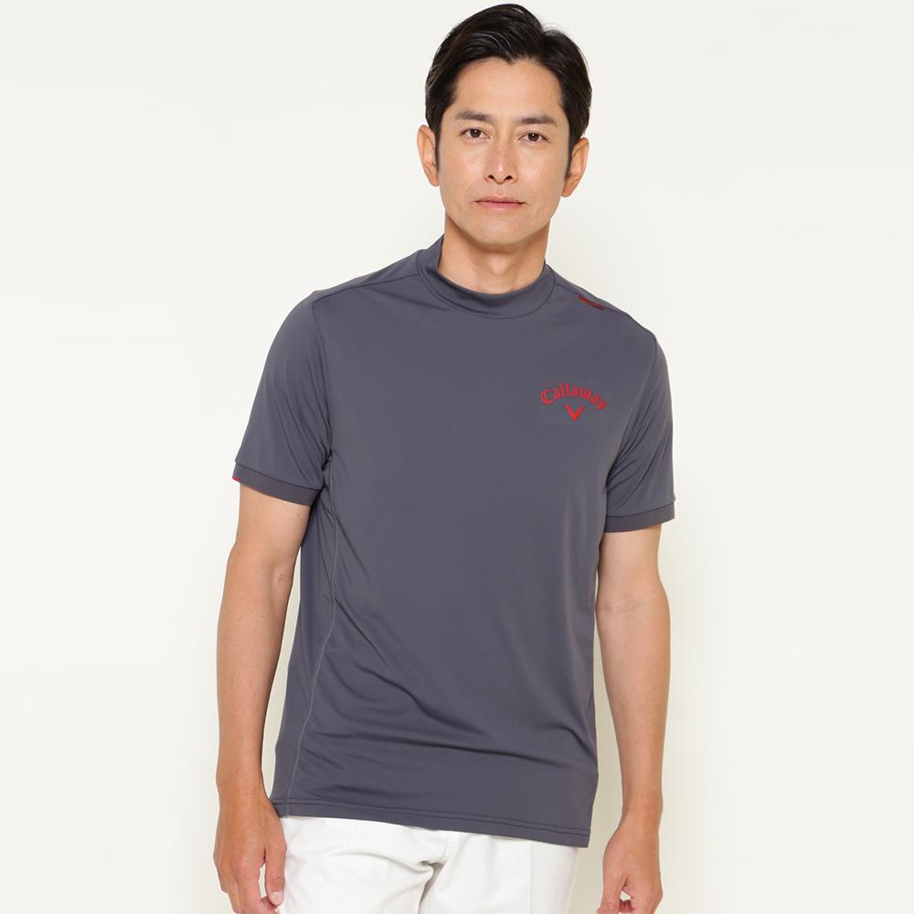 CALLAWAY RED LABEL 【石川プロ着用】ツアー プロ エディション モックネックシャツ(MENS