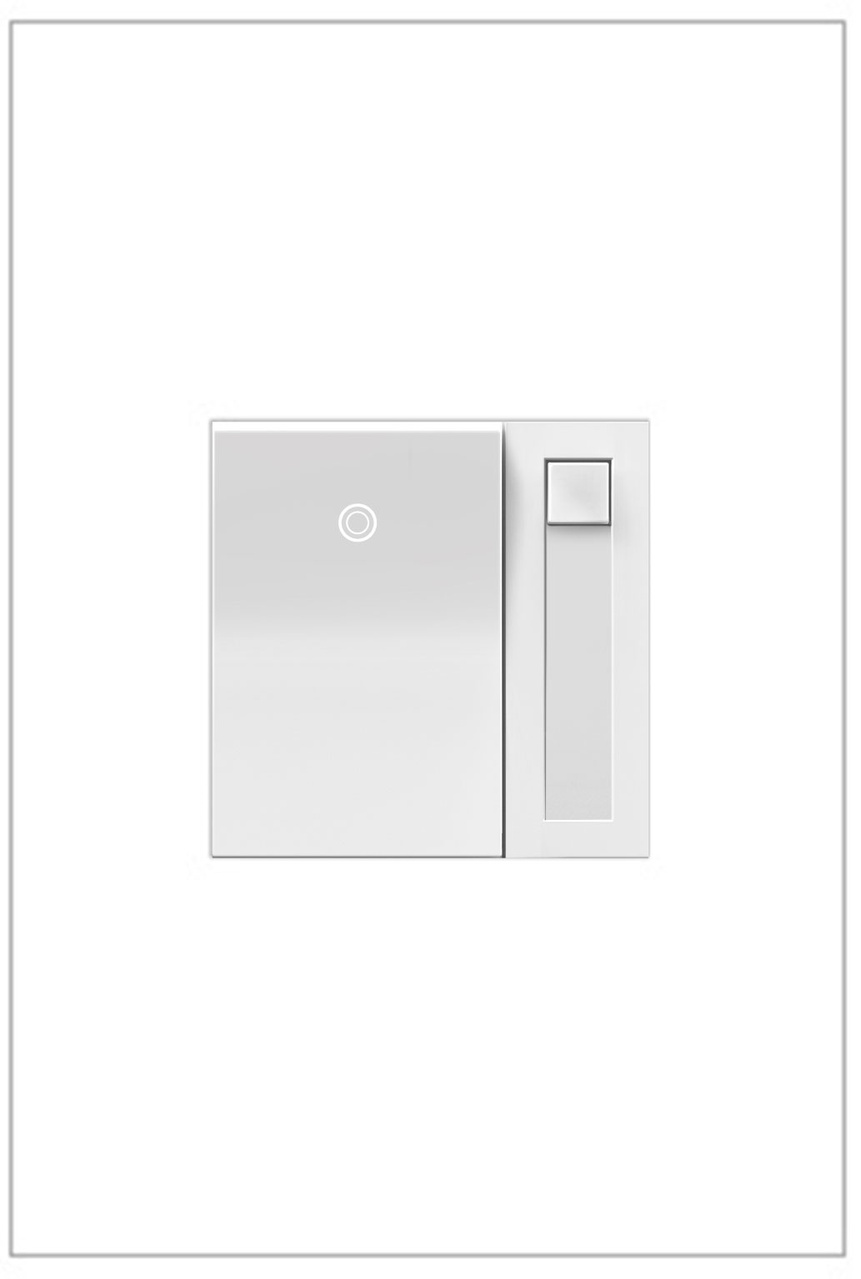 Half Blank Insertadorne  Light Switches   Lighting Controls   Legrand. Adorne Lighting Control. Home Design Ideas