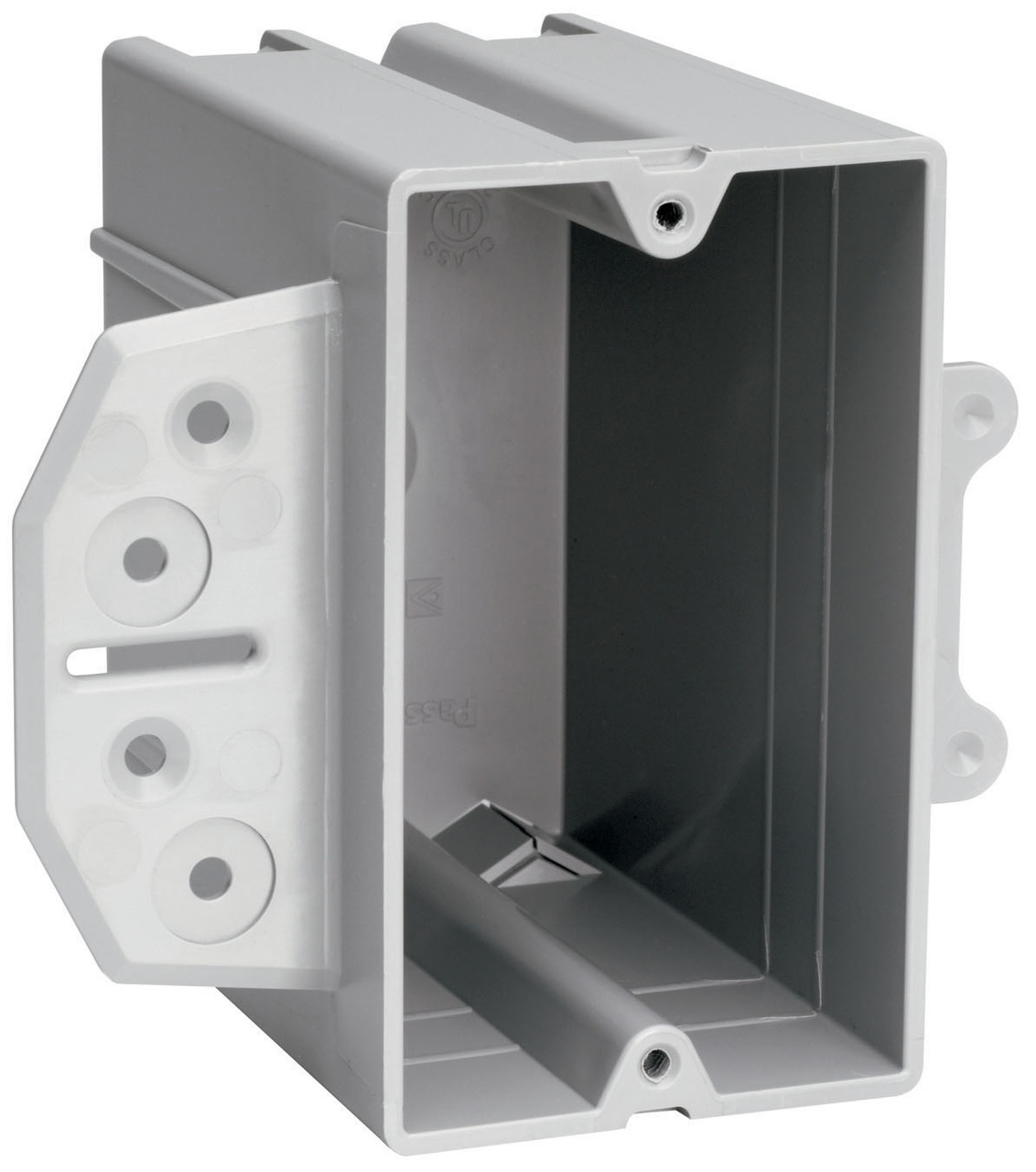 Steel Stud Bracket Box, P122B