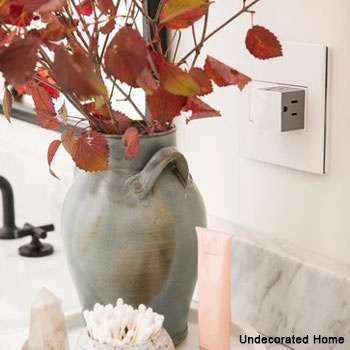 Undecorated Home - bathroom