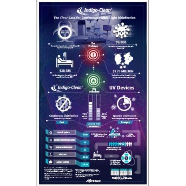 Indigo-Clean Clear Case Infographic