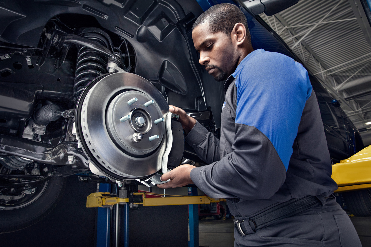 Ford Brake Pad Replacement Service Special Coupon