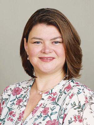 MaDonna Roberts, R.N., AGACNP-BC