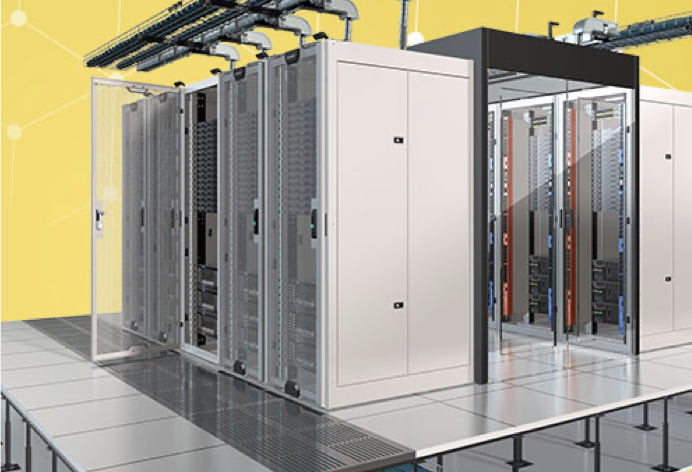 Fiber Optic Data Center