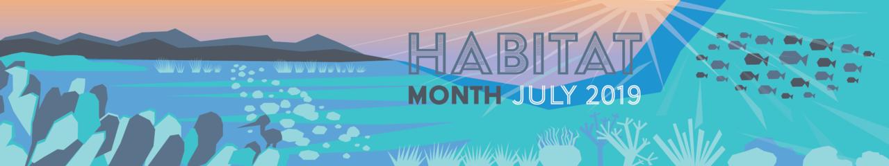 Habitat Month 2019 Web Banner Mobile