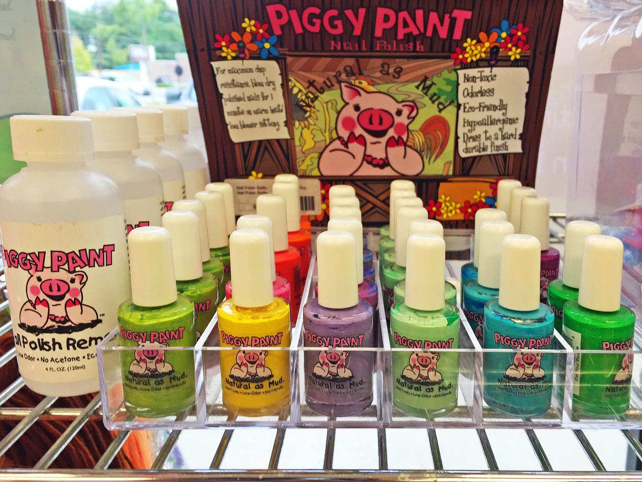 styleblueprint atlanta piggy paint nail polish