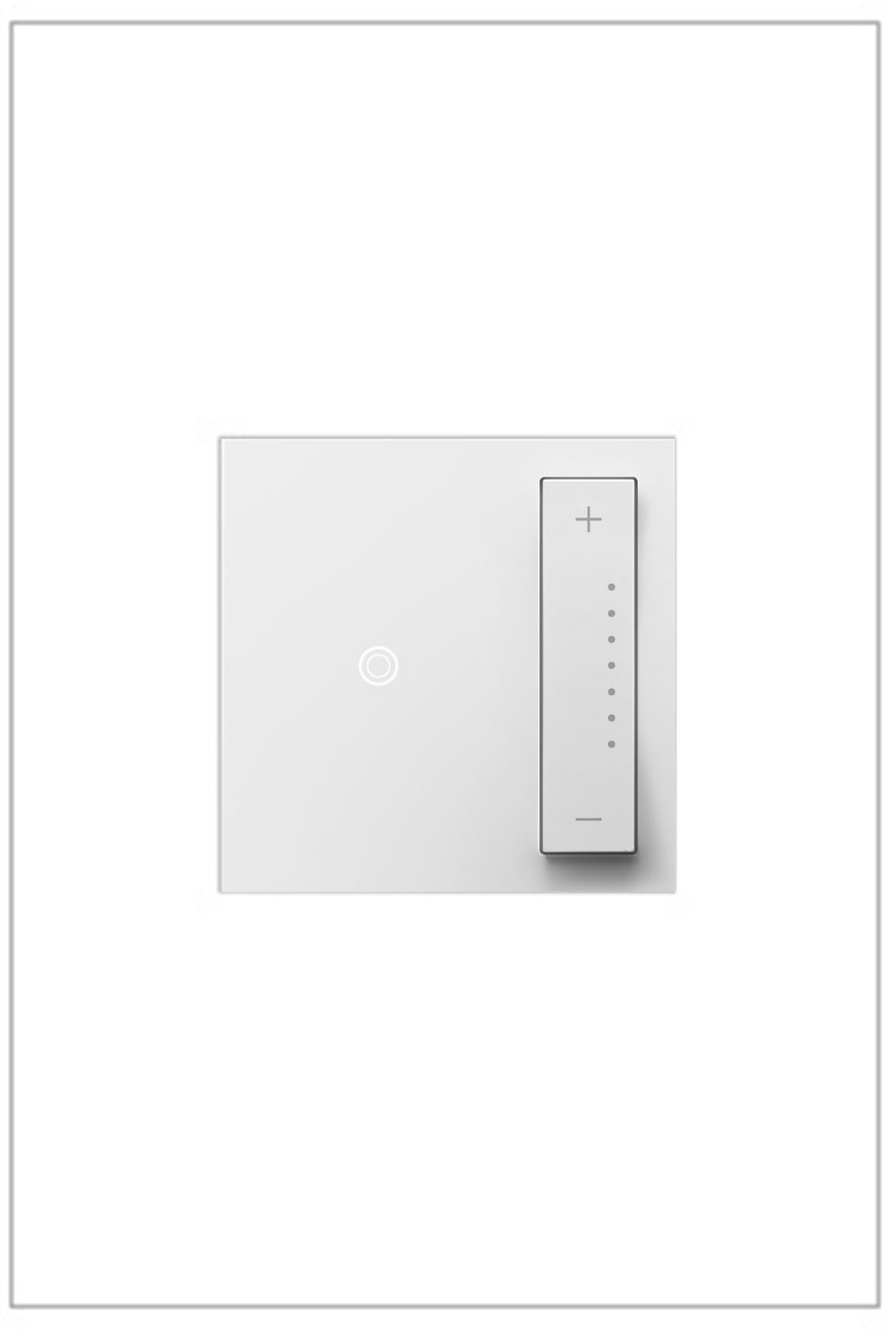 adorne White SofTap Dimmer