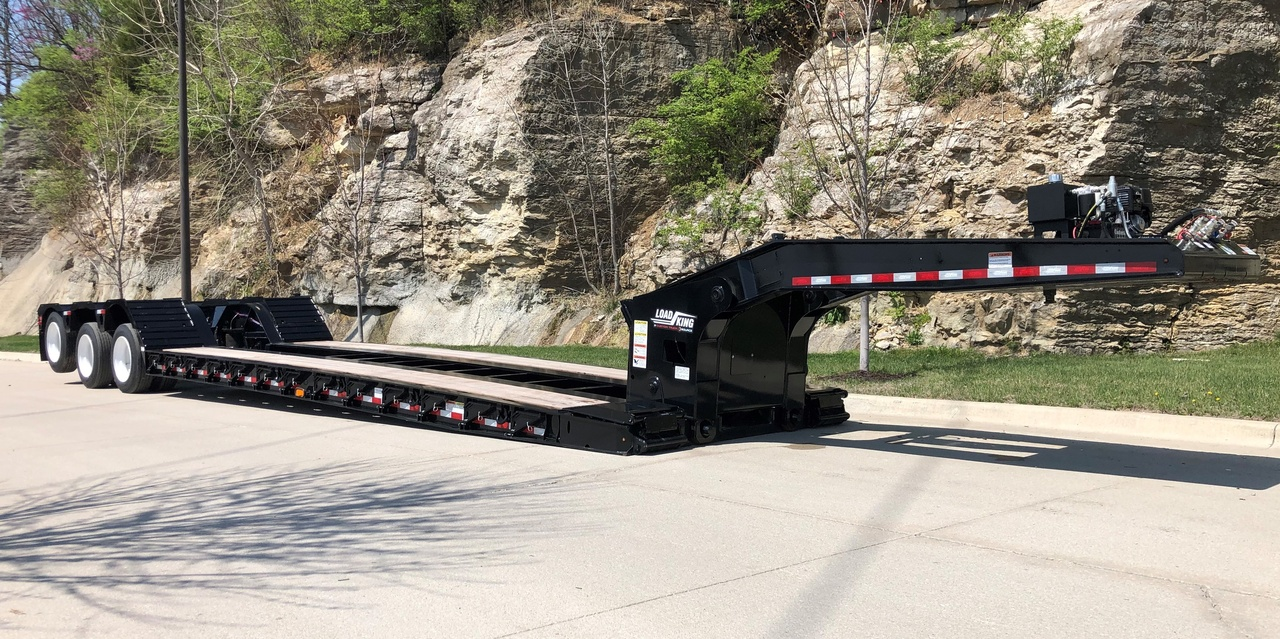 2021 Load King 503/554 SS SF Trailer