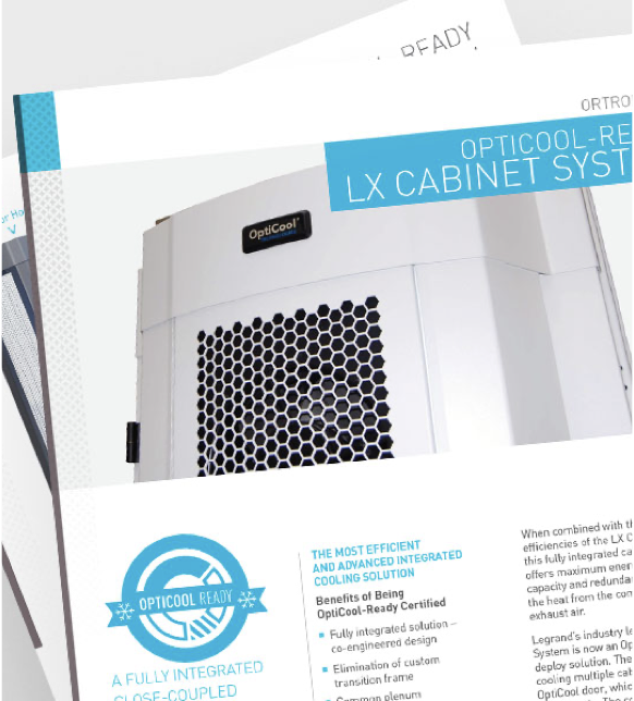 Data Sheet: LX Cabinet System
