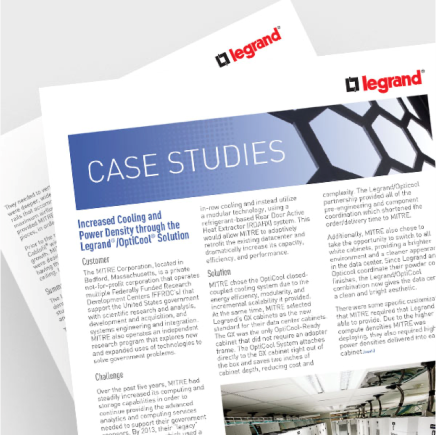 Legrand Case Studies