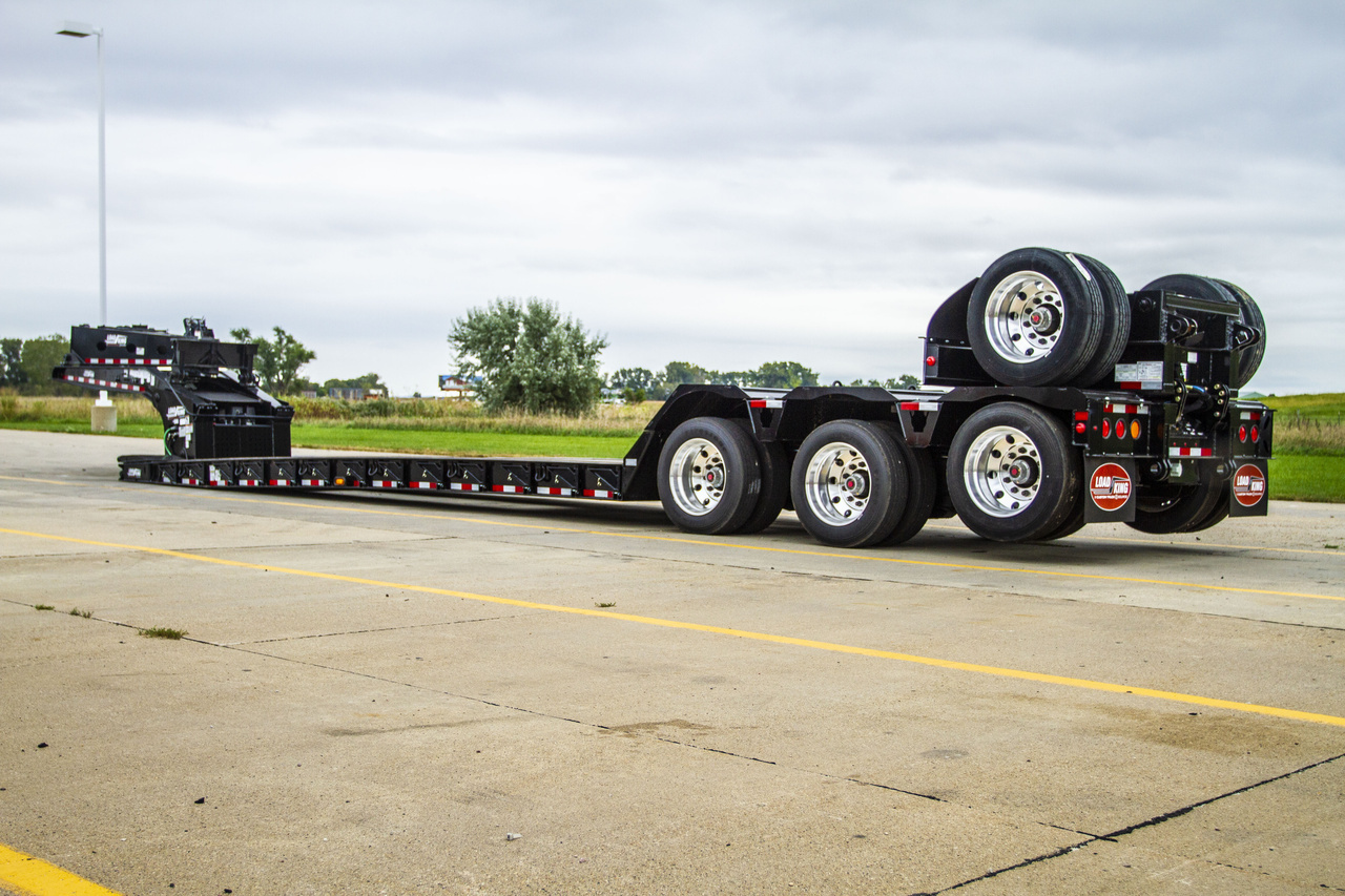 2019 Load King 503/605 SS SFF Trailer