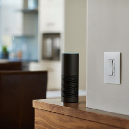 smart lighting controls from legrand - works with alexa