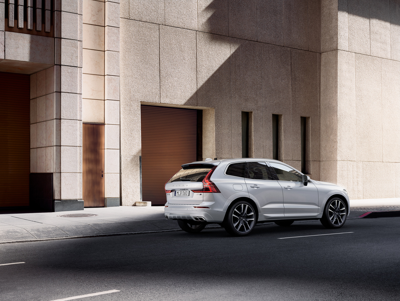 New Volvo XC60 at Gorges Volvo Cars