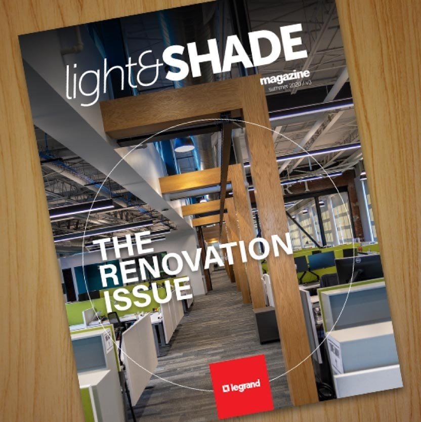 Light&Shade Fall 2020 Issue Cover