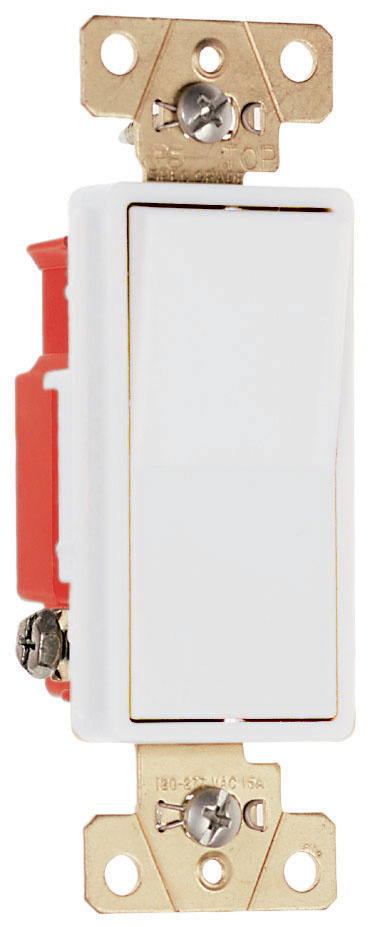 Specification Grade Decorator Switch, 2621W | Legrand