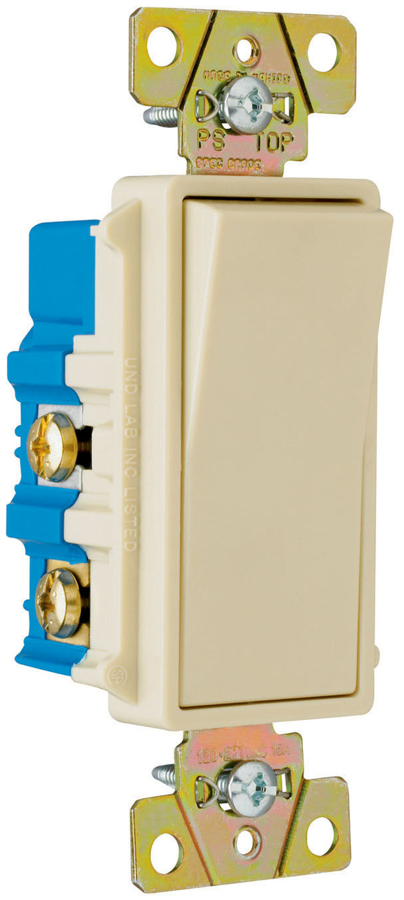 Specification Grade Decorator Switch, 2604I
