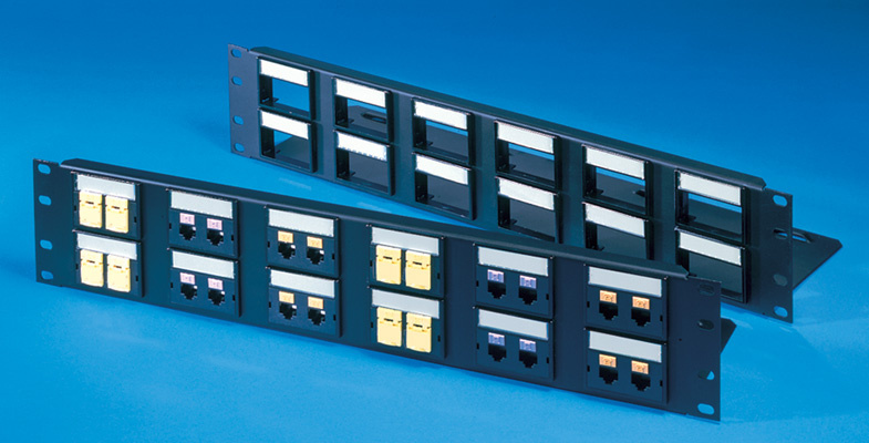 Series II Patch Panel Kit for 12 Series II modules, OR-401045284
