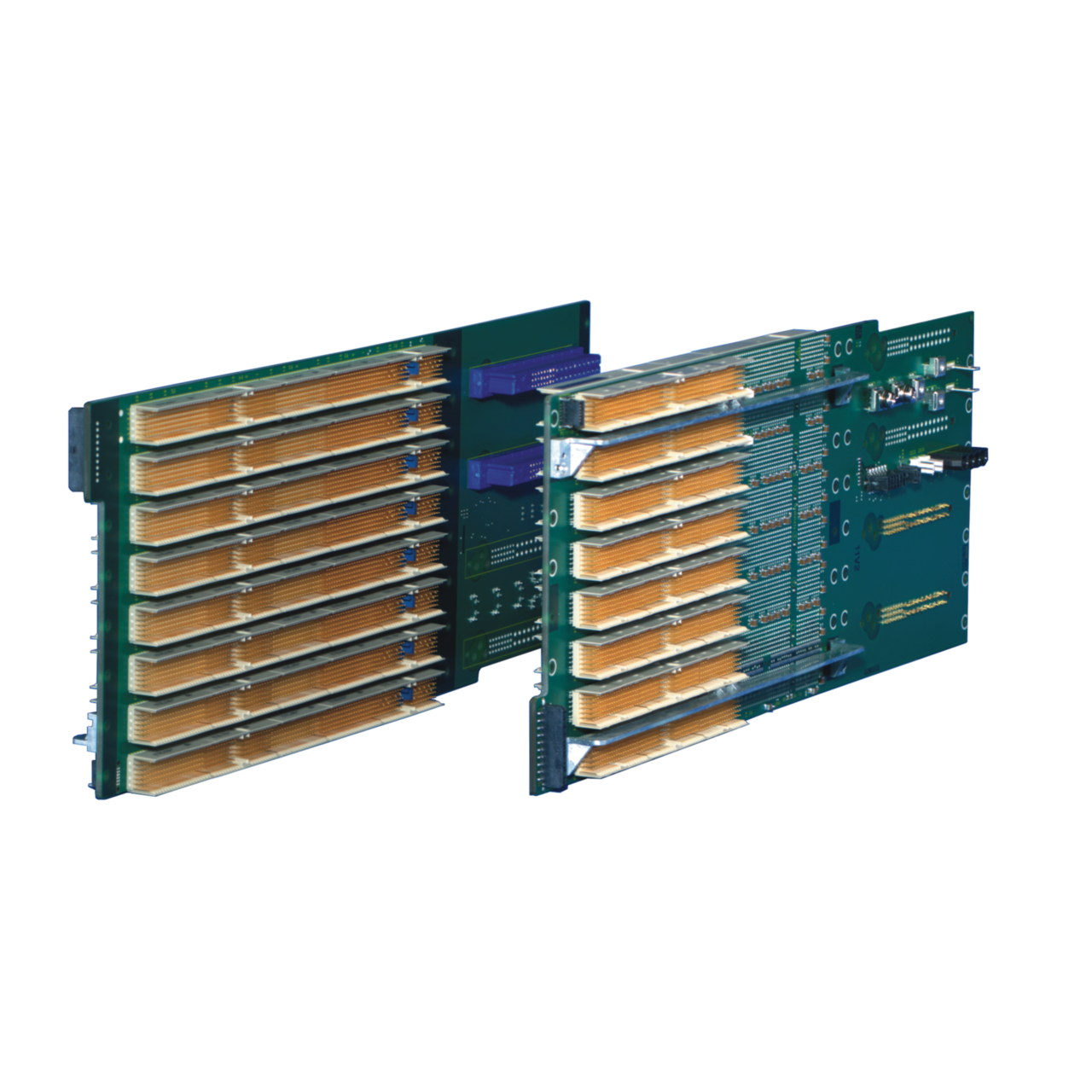 Image for CompactPCI packet switching and H.110 backplanes from Schroff - Asia Pacific