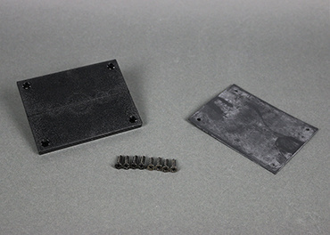 Modulink 880mp Communications Cover Plate 829pck Legrand