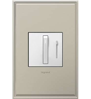 adorne White Whisper Dimmer