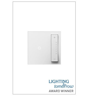 tru softap white_award.ashx?h=350&w=350&bc=FFFFFF softap dimmer switch (tap to use) from the adorne collection legrand legrand dimmer switch wiring diagram at bayanpartner.co
