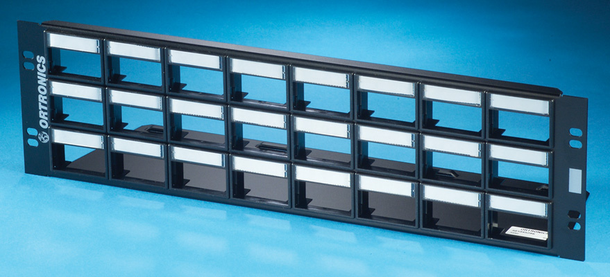 Series II Patch Panel Kit for 24 Series II modules, OR-401045286