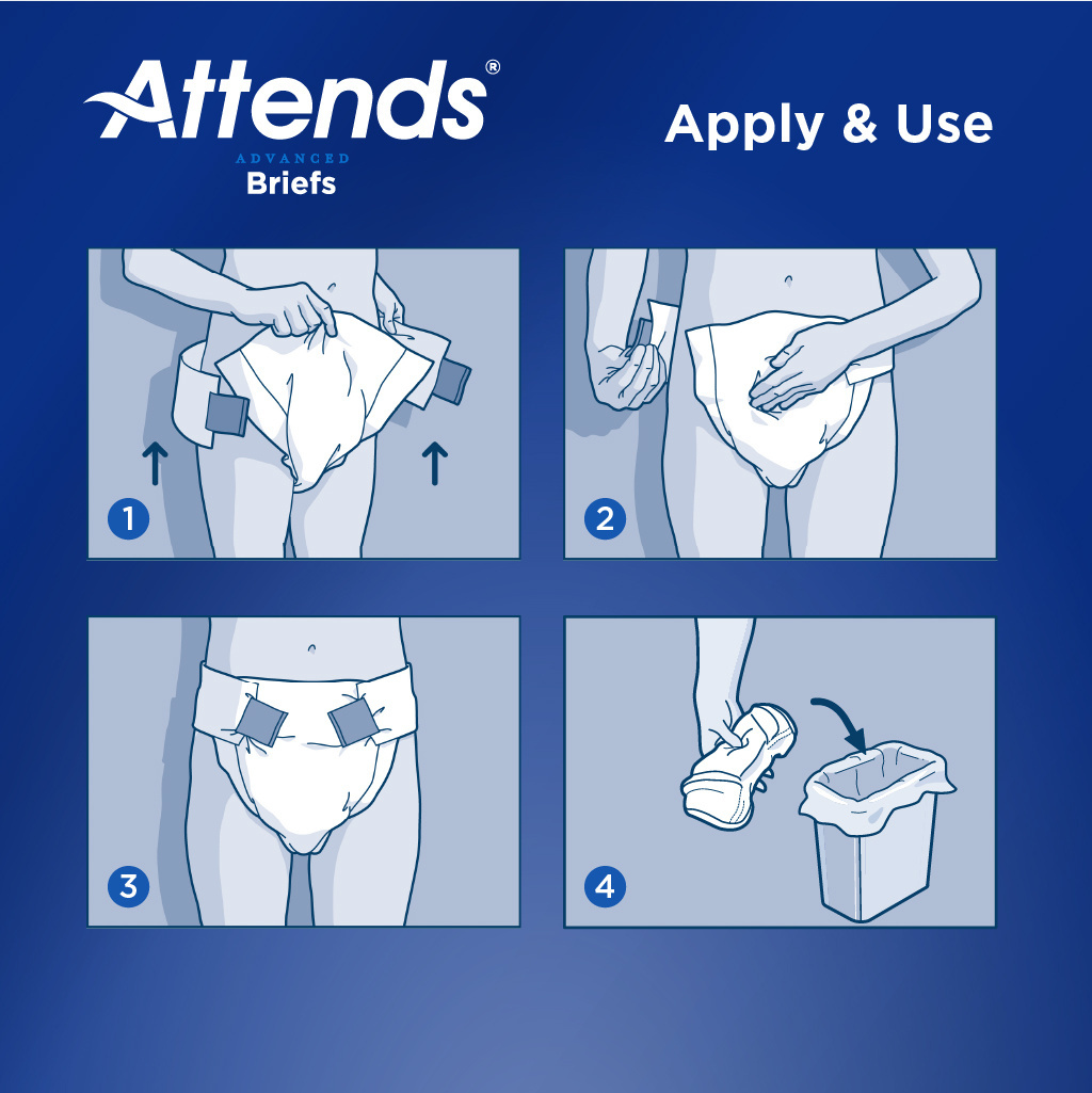 Attends Advanced Briefs