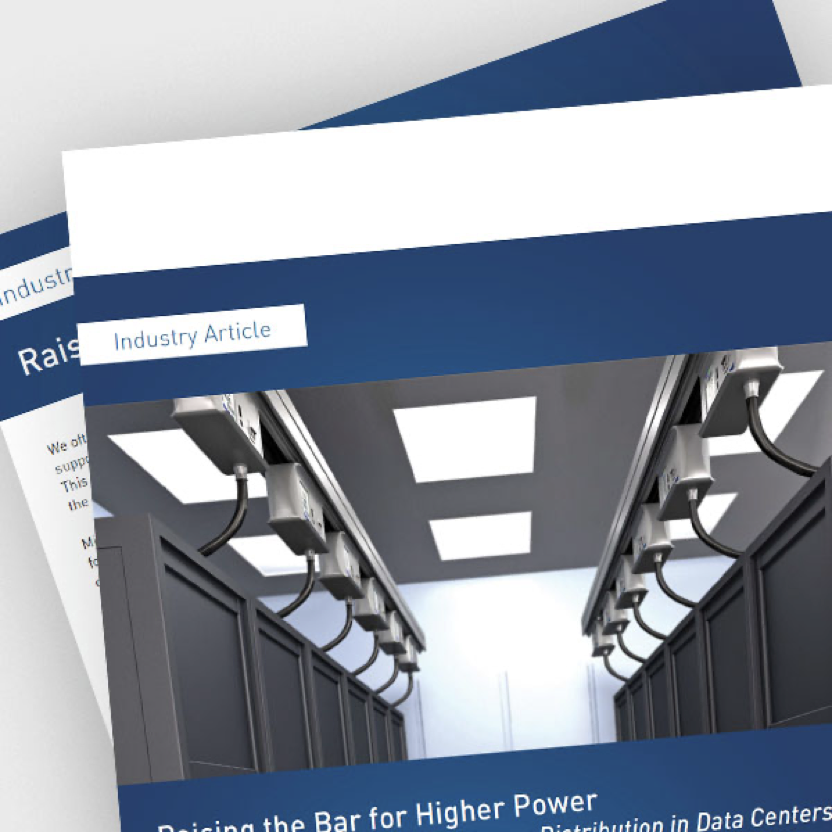 Track Busway Flexible Power Article Whitepaper