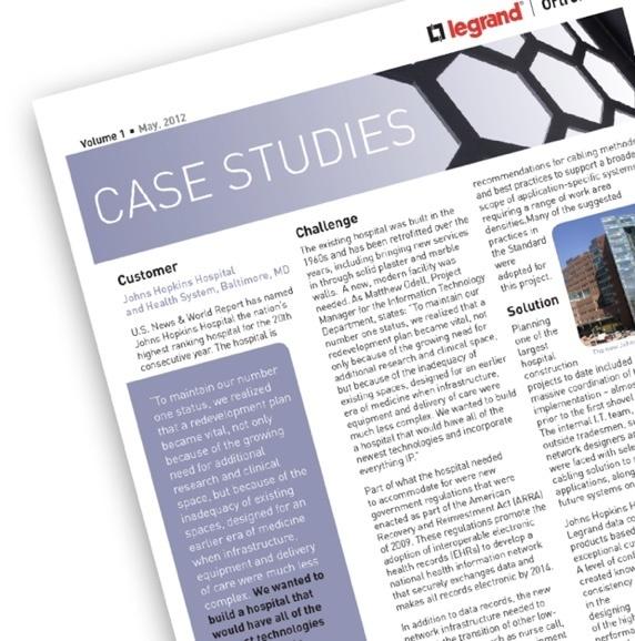 John Hopkins Hospital and Health System Case Study