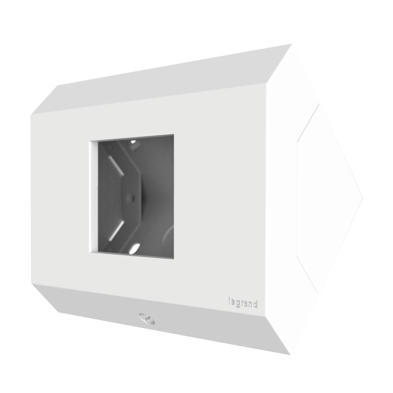 Adorne Undercabinet Control Boxadorne Control Box in White  from the adorne collection   Legrand. Adorne Lighting Control. Home Design Ideas