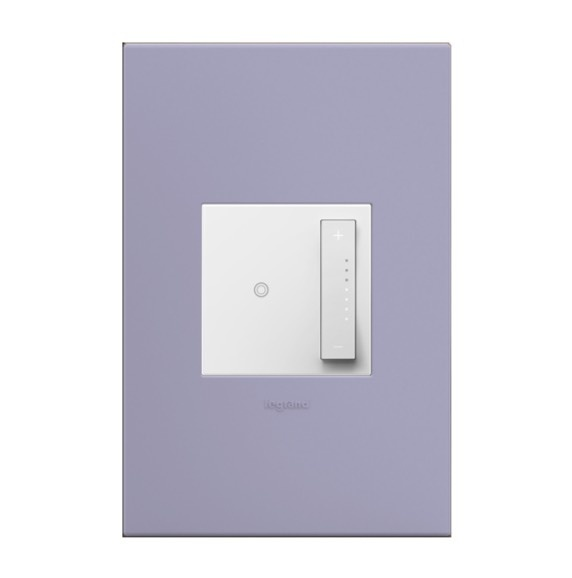 Mobile image of light gray adorne Dimmers