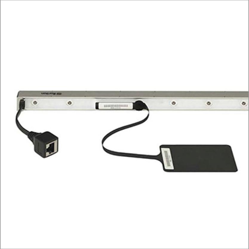 Image of a Raritan smart rack controller