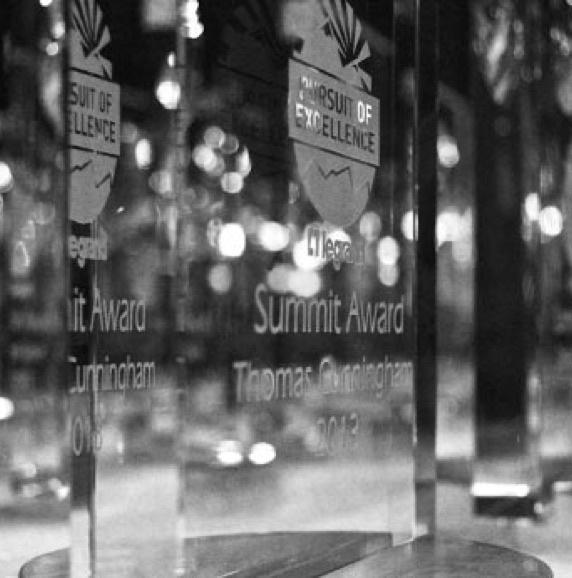 Legrand Summit Award