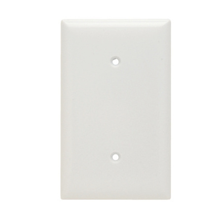 thermoset wall plate