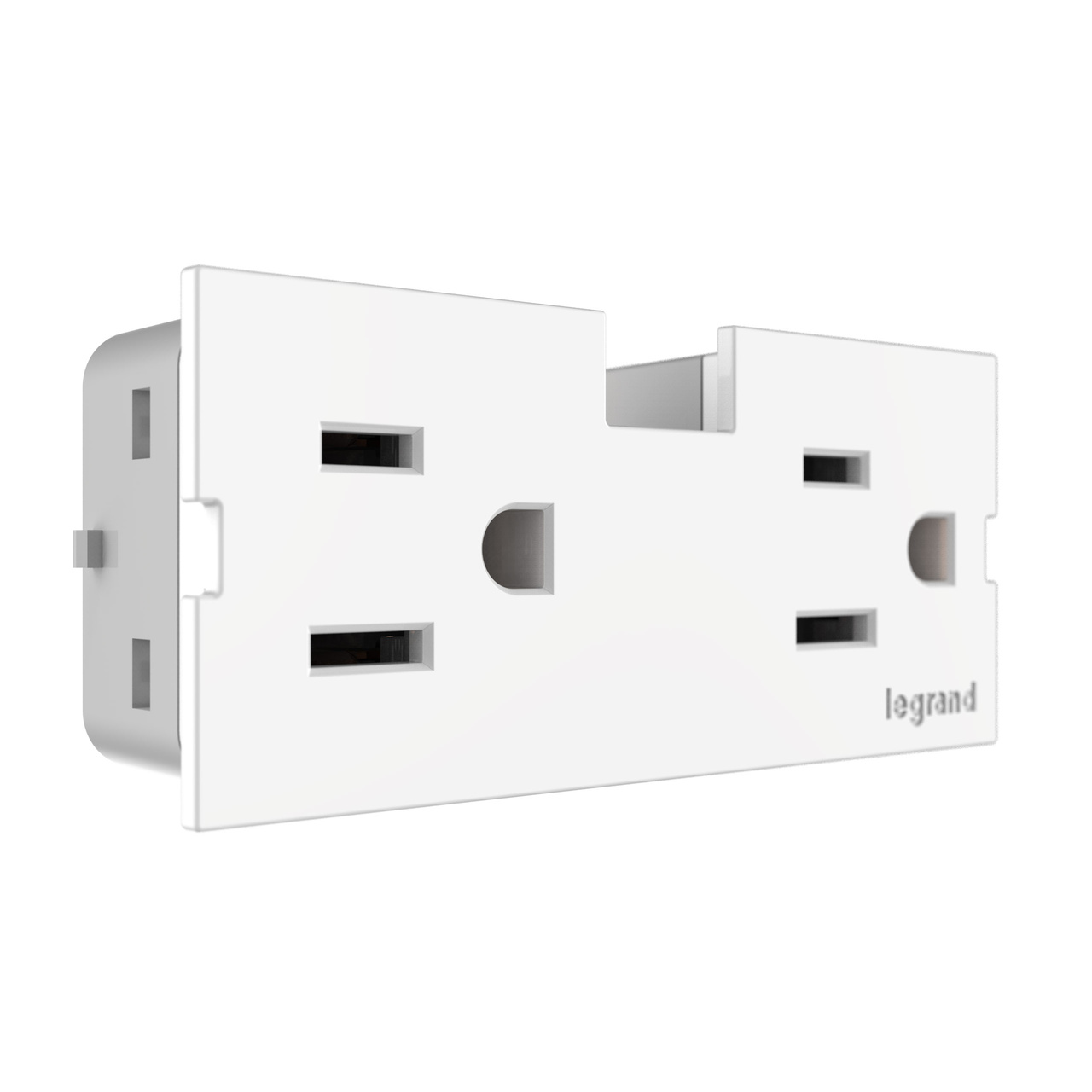 adorne Under Cabinet Outlet Module