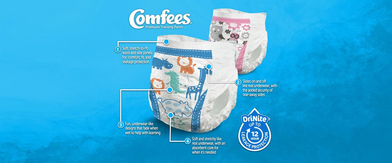 Comfees Training Pants