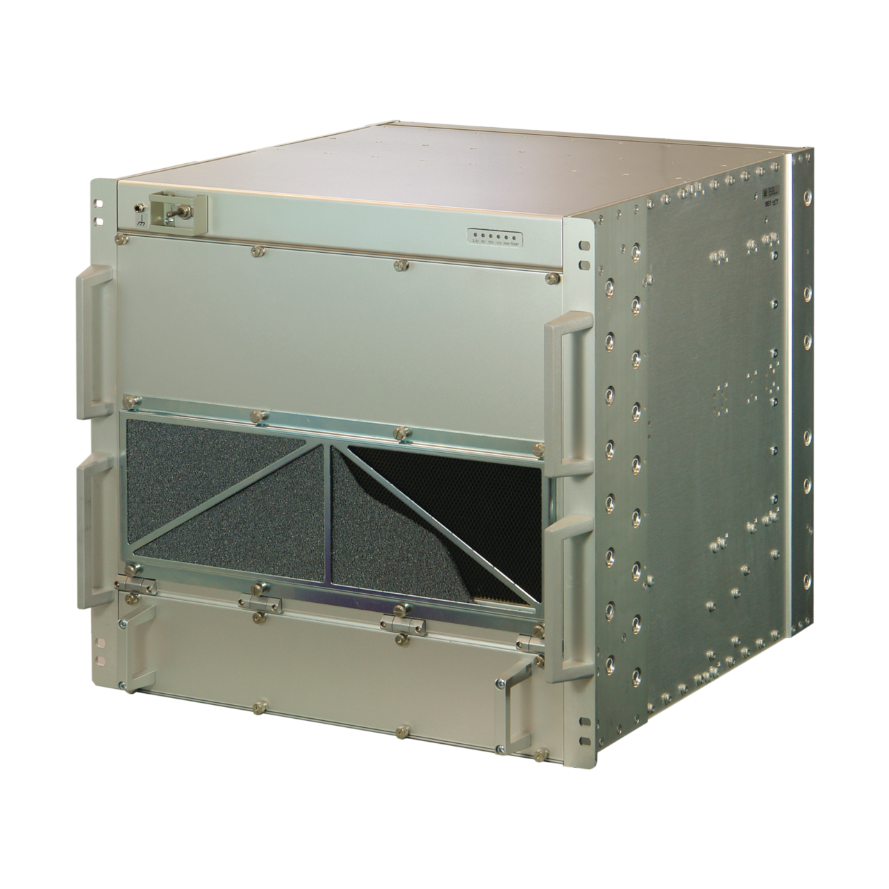 Image for VME64x-Based System, Rugged, 10 U, 12 Slot, with Rear I/O from nVent SCHROFF | Europe, Middle East, Africa and India