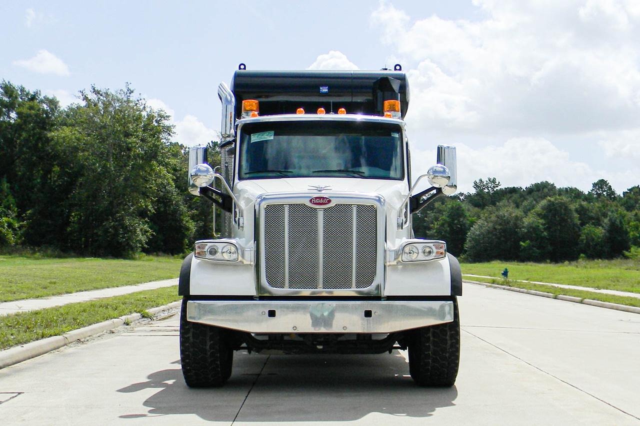 2019 Peterbilt 567 8x4 CUSCO MasterVac 5327 NON Hydrovac Truck
