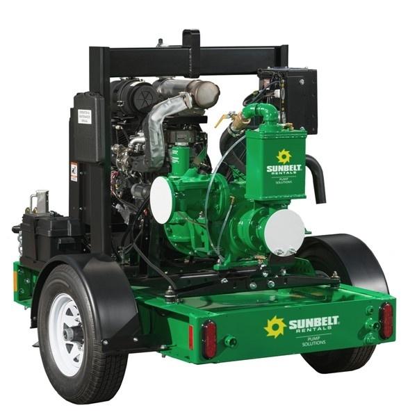 """4"""" Diesel Automatic-Priming Trash Pump.jpeg"""