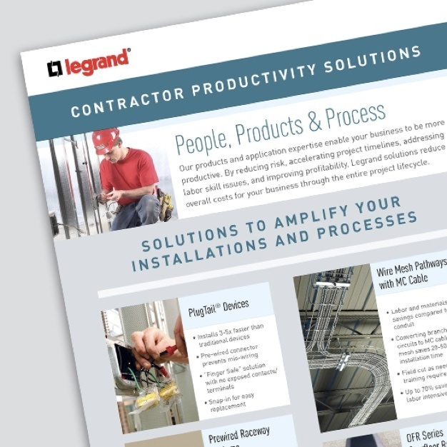 Contractor Productivity Solutions Resource