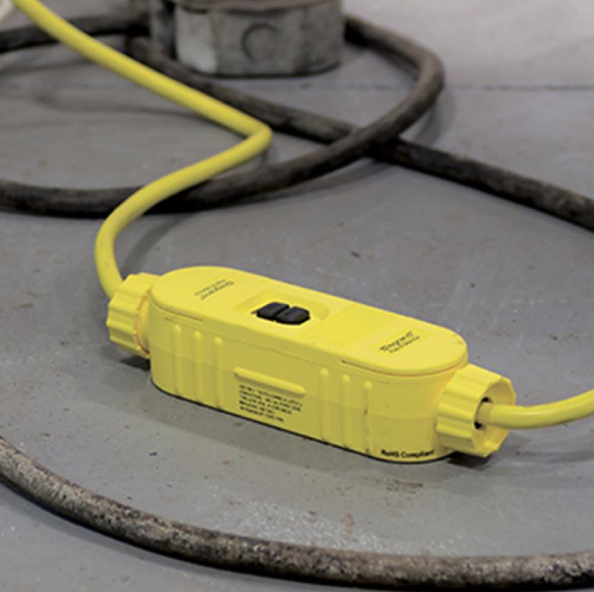 industrial gfci receptacle