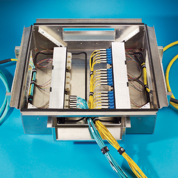 Do It Yourself Structured Wiring Box