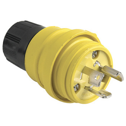 rubber and watertight plug