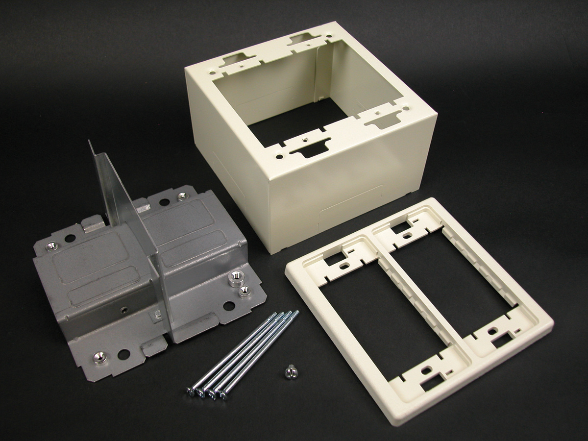 Divided Device Box, 2444-2A