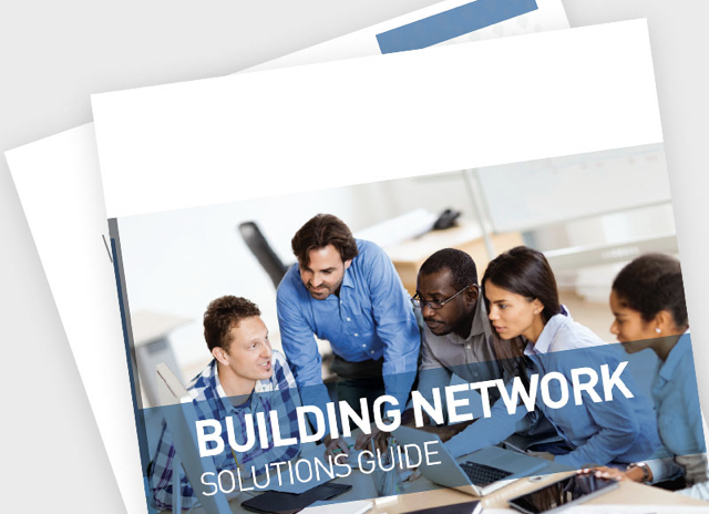 Building Networks Brochure