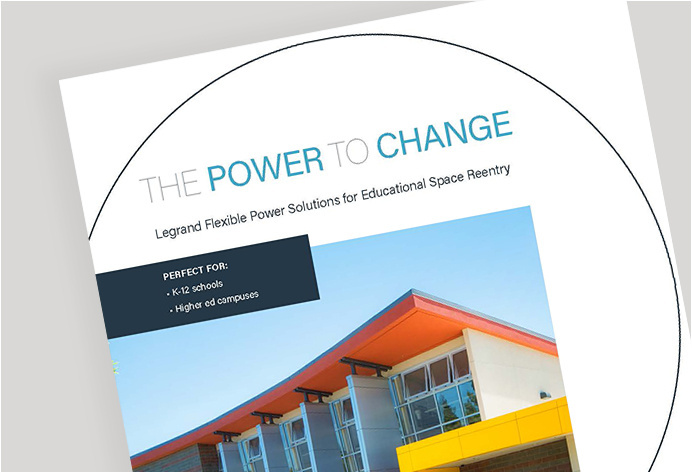 The Power to Change Educational Space Reentry Brochure