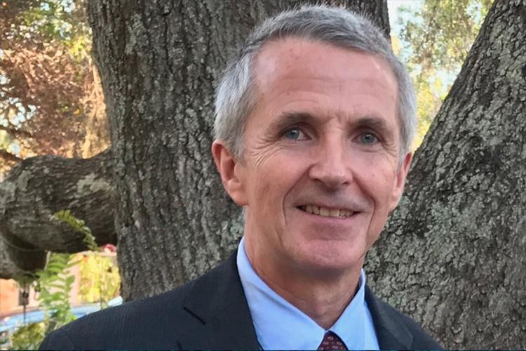 Fisheries Statistics Division Chief Richard Cody